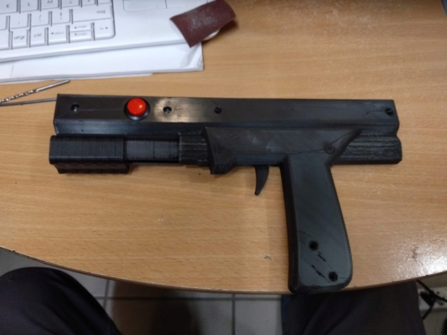 [WIP] Un prototype original de Guncab avec ... **spoil** Img_2083