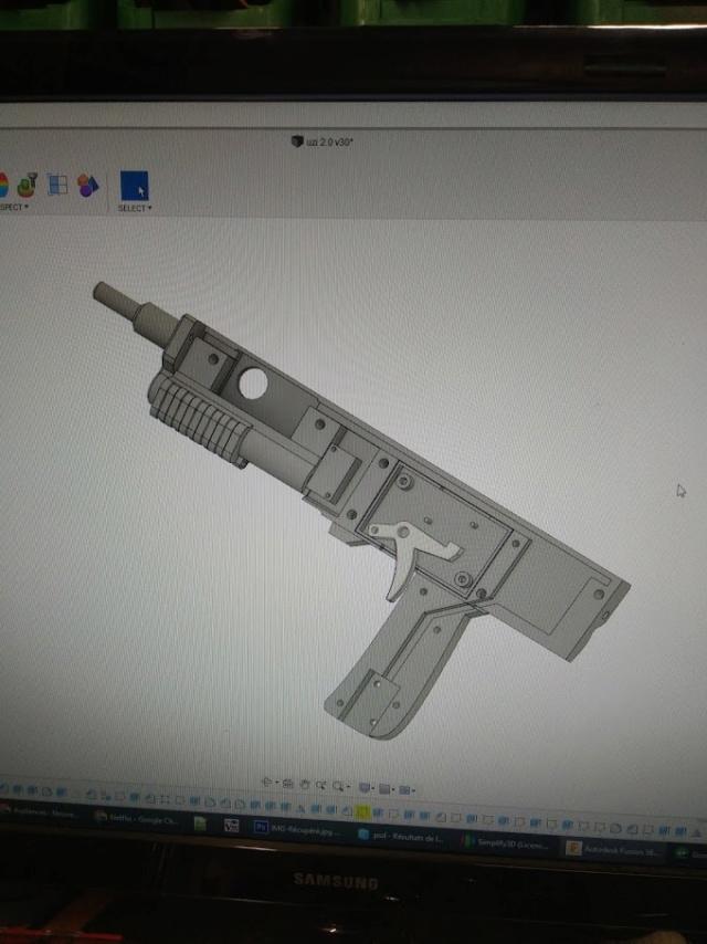 [WIP] Un prototype original de Guncab avec ... **spoil** Img_2085