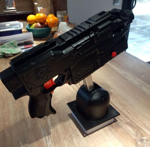 [WIP] Réalisation d'un pistolet arcade à partir d'un pistolet Nerf Img_2105
