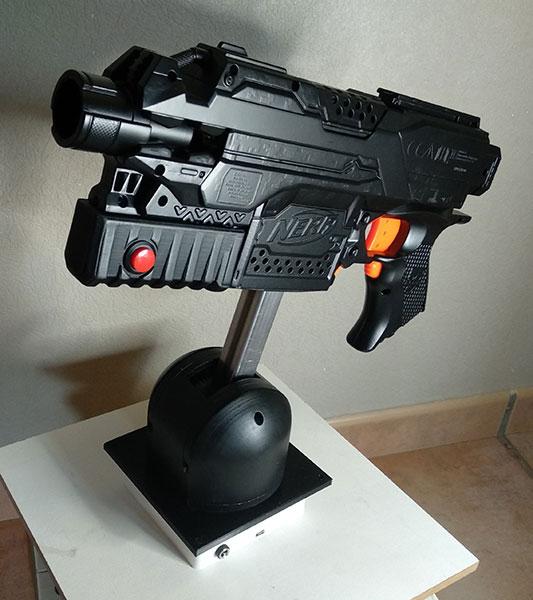 [WIP] Réalisation d'un pistolet arcade à partir d'un pistolet Nerf Img_2108