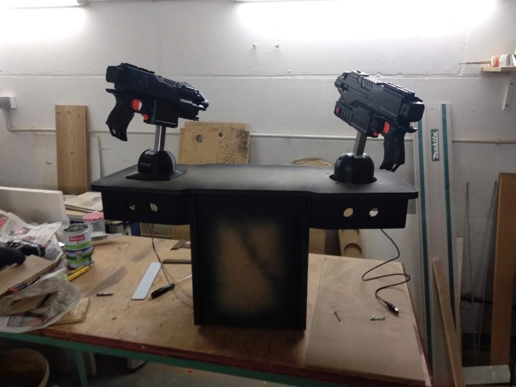 [WIP] Réalisation d'un pistolet arcade à partir d'un pistolet Nerf Img_2114