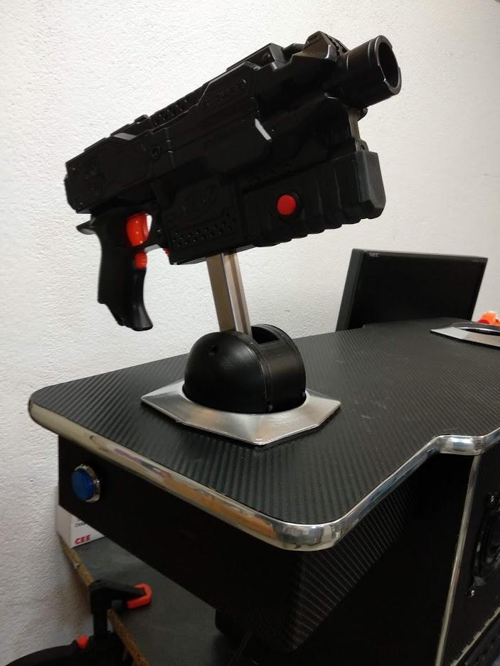 [WIP] Réalisation d'un pistolet arcade à partir d'un pistolet Nerf Img_2116