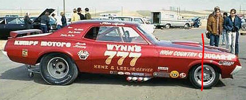 Mercury Cougar 68 funny car - Terminée !!! - Page 3 0810