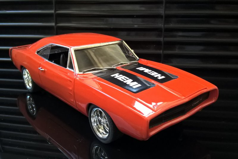 """1970 Charger """"custom"""" (Terminé) - Page 6 18910"""
