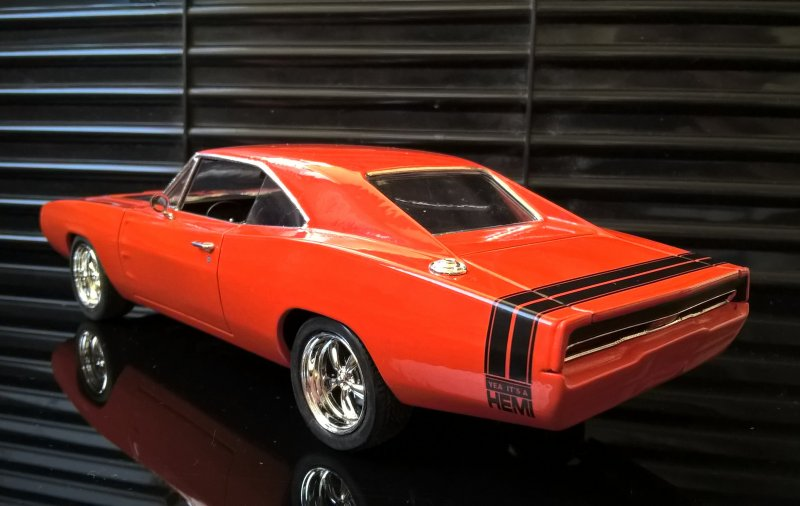 """1970 Charger """"custom"""" (Terminé) - Page 6 19010"""