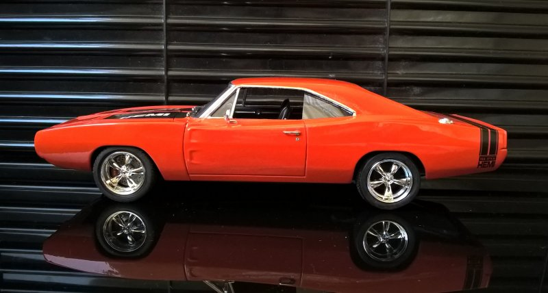 """1970 Charger """"custom"""" (Terminé) - Page 6 19310"""