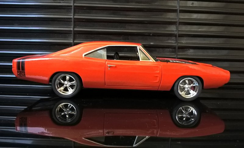"""1970 Charger """"custom"""" (Terminé) - Page 6 19410"""