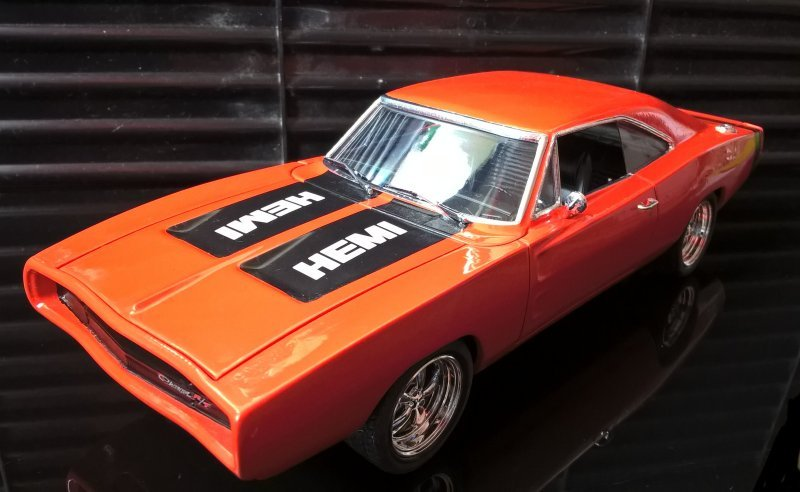 """1970 Charger """"custom"""" (Terminé) - Page 6 19510"""