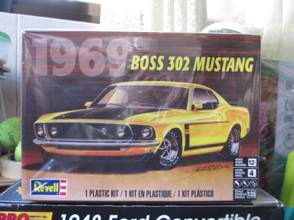 Revell 1969 Mustang Boss 302 Img_5613