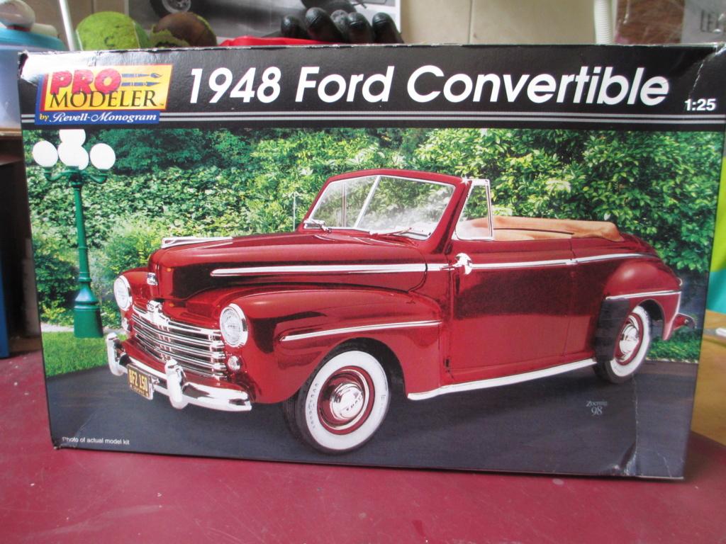 Pro Modeler 1948 Ford Convertible Img_5633