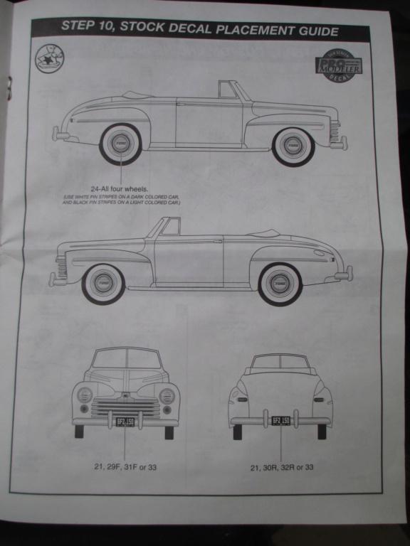Pro Modeler 1948 Ford Convertible Img_5651