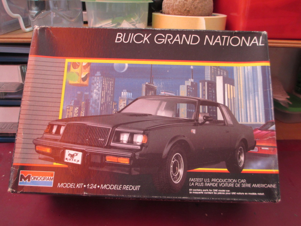 Vends Revell 69 Mustang (disponible) + Monte Carlo et Buick Img_6123