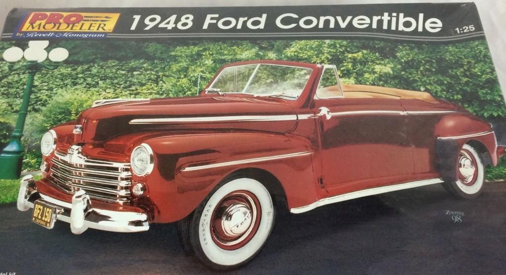 1946 Ford décapotable (Biff Retour vers le futur) S-l16011
