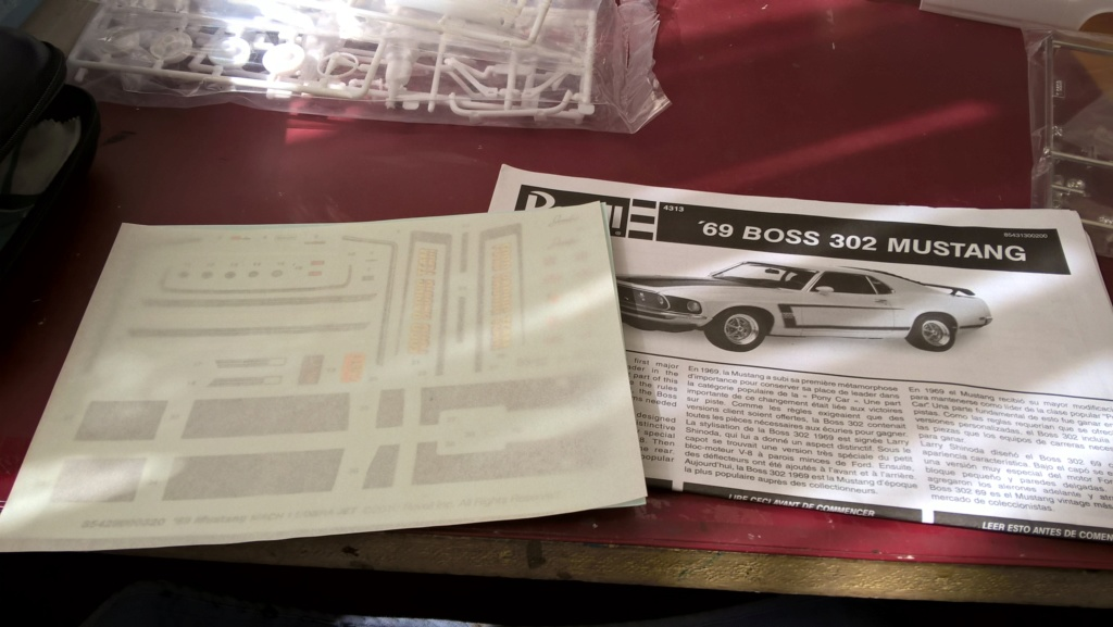 Vends Revell 69 Mustang (disponible) + Monte Carlo et Buick Wp_20196