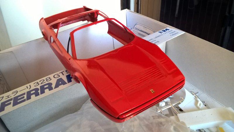 Vends Revell 69 Mustang (disponible) + ferrari Wp_20206