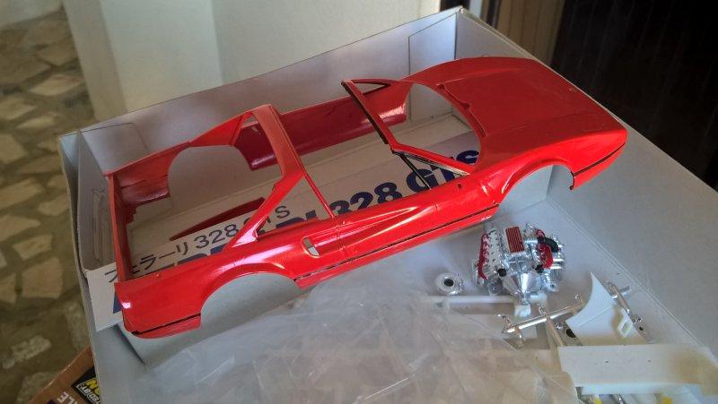 Vends Revell 69 Mustang (disponible) + ferrari Wp_20207