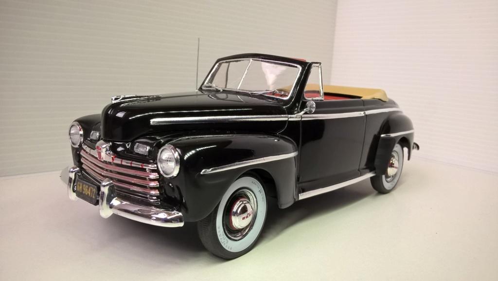 1946 Ford décapotable (Biff Retour vers le futur) Wp_20234