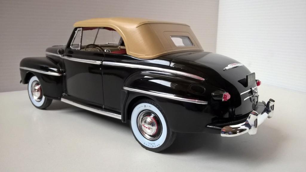 1946 Ford décapotable (Biff Retour vers le futur) Wp_20236