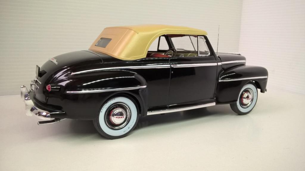 1946 Ford décapotable (Biff Retour vers le futur) Wp_20243