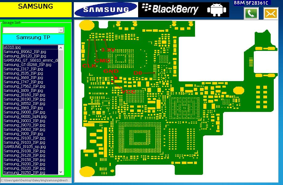 Aporte Esquematicos, Sansung, LG, Nokia 2i24sc11