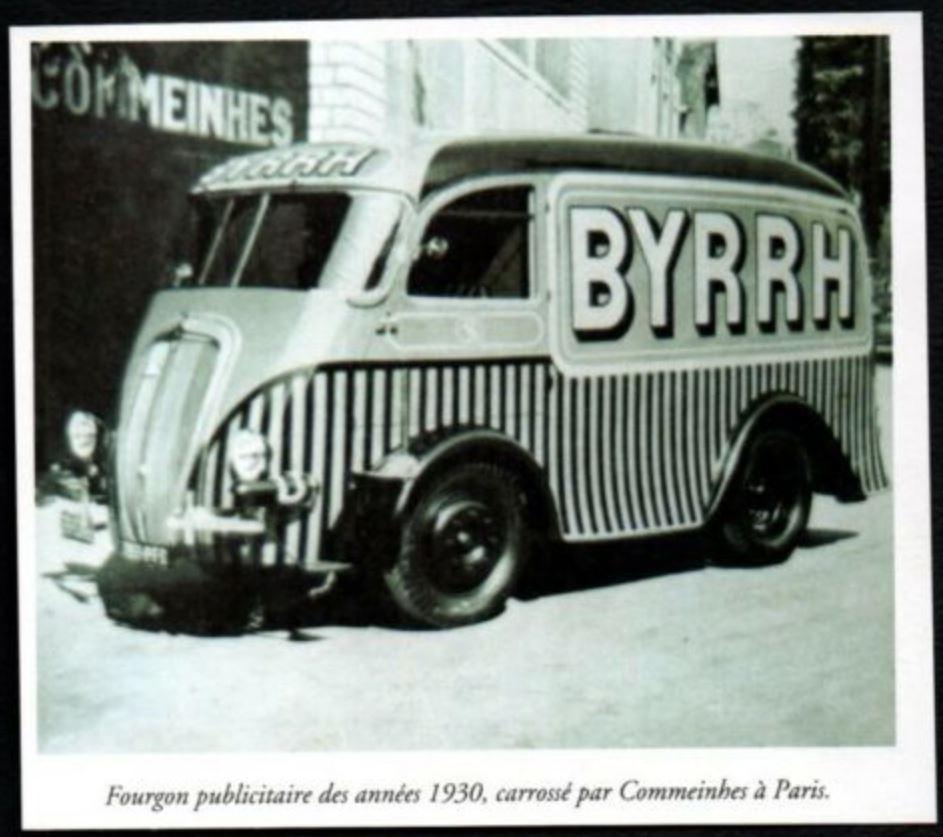 des autocars au scaphandre : René Commeinhes 0000_270