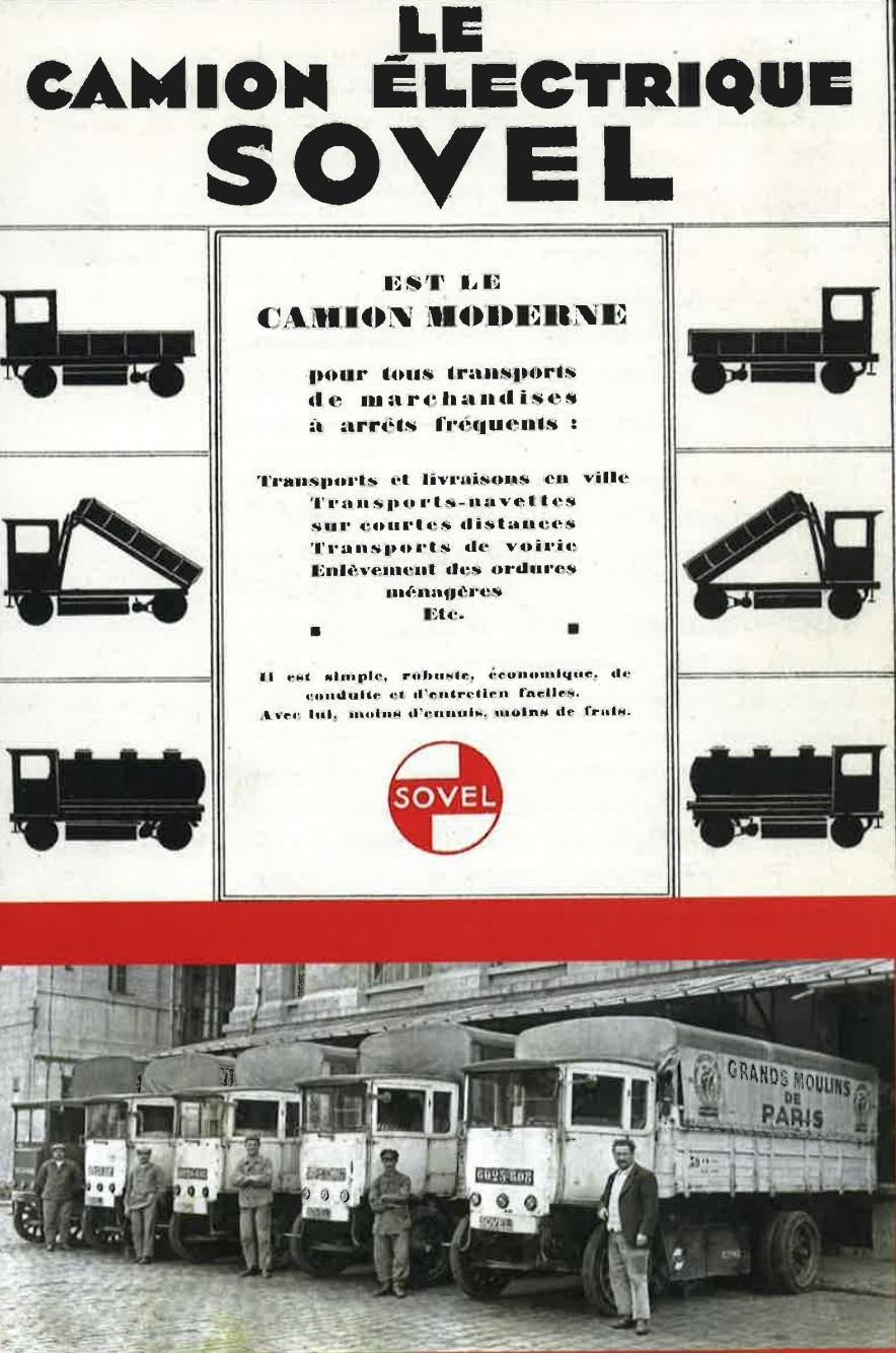 SOVEL ....les camions électriques 000_0_64