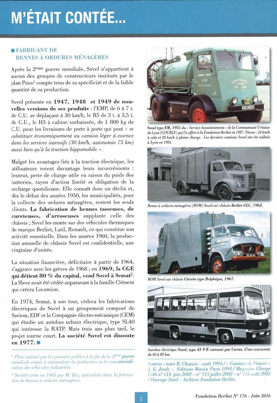 SOVEL ....les camions électriques 000_0_67