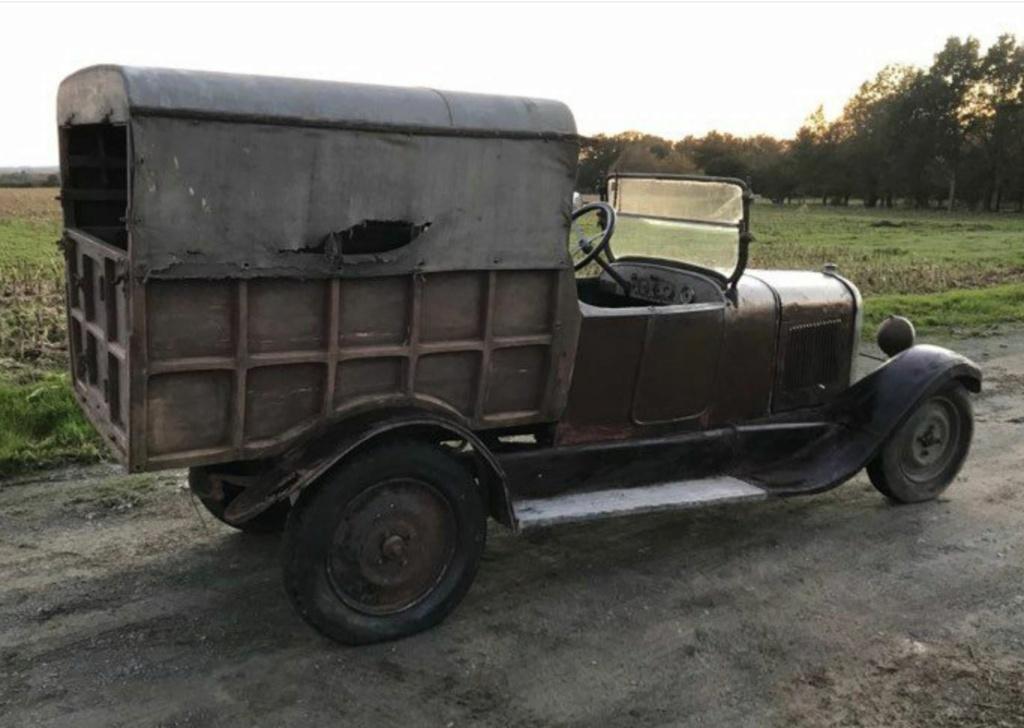 Une jolie B2  Camionnette à vendre 4000 € sur le Bon coin 000_1420