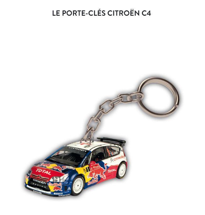 """2018 NOUVEAU > ALTAYA > """"Collection Sébastien Loeb"""" au 1/43  00179"""
