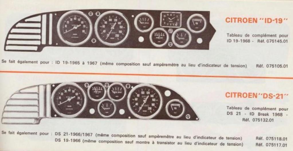 TABLEAUX DE BORD ANCIENS ET MODERNES EN TOUT GENRES  00_172