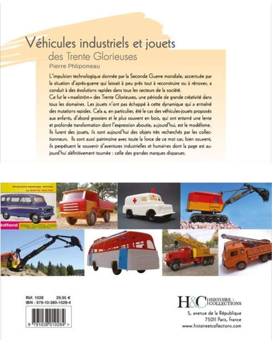 livre sur les camions en miniatures 00_2_159