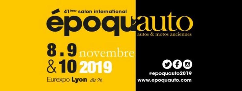Salon Epoqu'Auto à Lyon les 8,9 et 10 Nov 2019 0358
