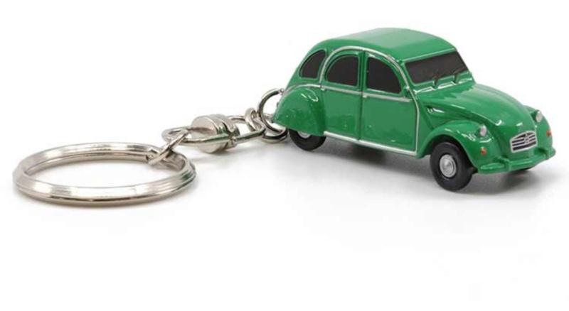 Porte-clefs /miniature 1/87 0368