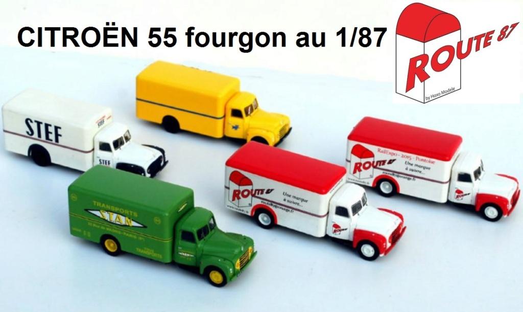 CITROËN 55 Fourgon au 1/87 par Route87 0_0_0114