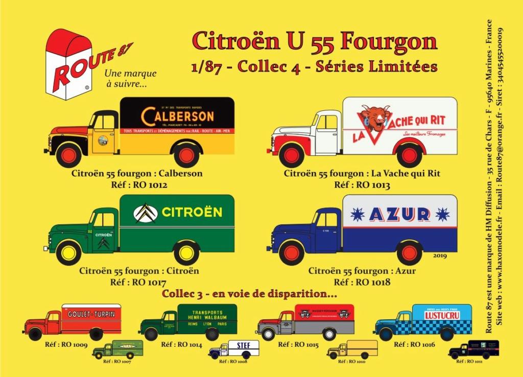 CITROËN 55 Fourgon au 1/87 par Route87 0_0_0116