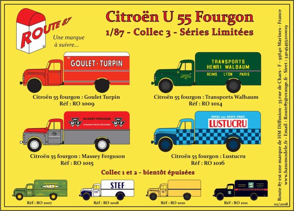 CITROËN 55 Fourgon au 1/87 par Route87 0_0_0117