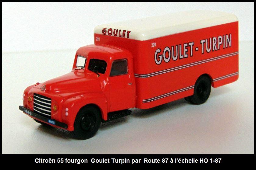 CITROËN 55 Fourgon au 1/87 par Route87 0_0_0125