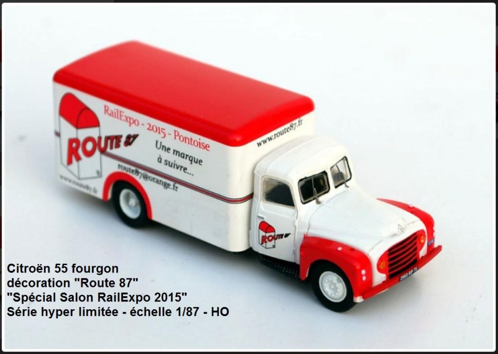 CITROËN 55 Fourgon au 1/87 par Route87 0_0_0131