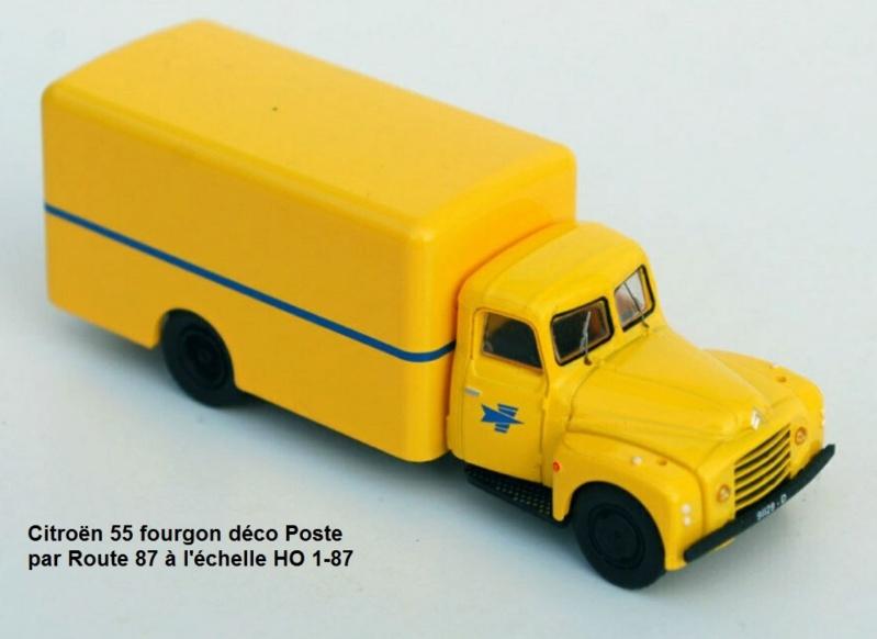 1/87 - Les camions et utilitaires  0_0_0137