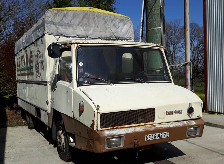 BERLIET STRADAIR à vendre 700 € 0_0_0927