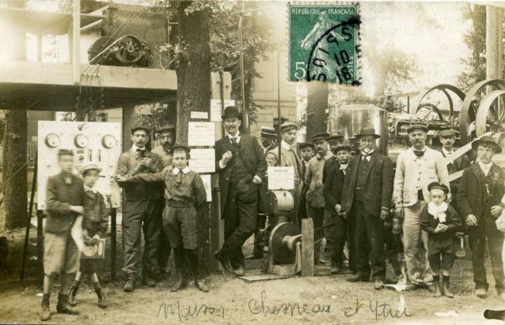 moteur - Cartes postales anciennes (partie 2) - Page 5 0_0_2022