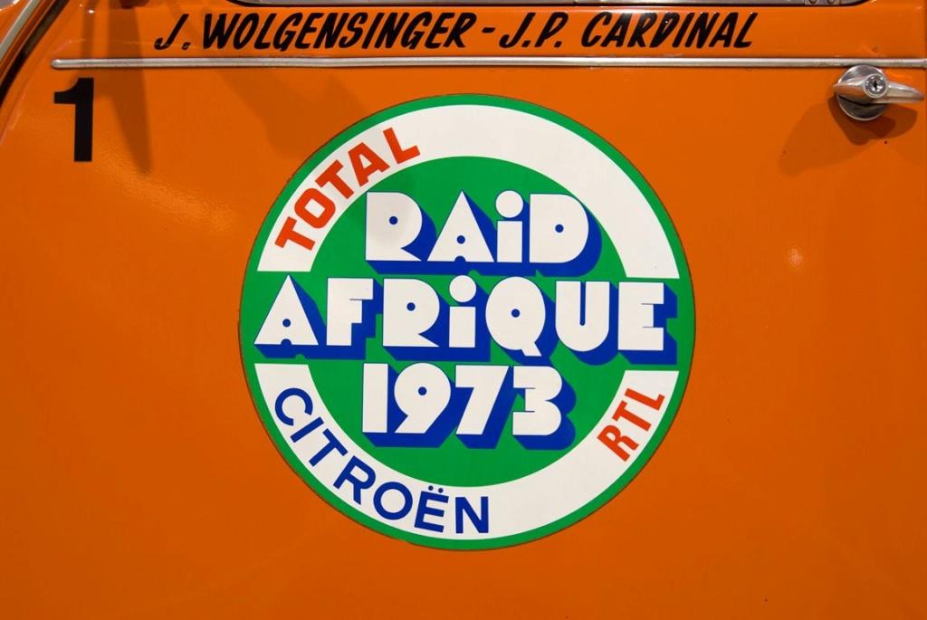 Les BERLIET et 2cv du RAID AFRIQUE 1973 0_0_3_37