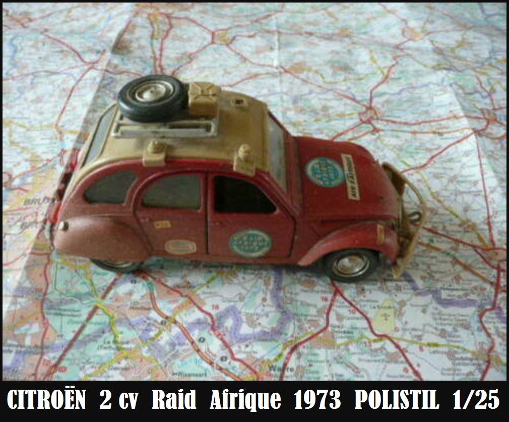 Les BERLIET et 2cv du RAID AFRIQUE 1973 0_0_3_39