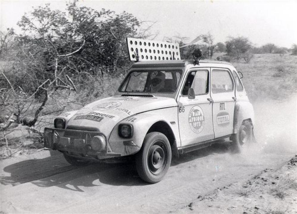 Les BERLIET et 2cv du RAID AFRIQUE 1973 0_0_3_43