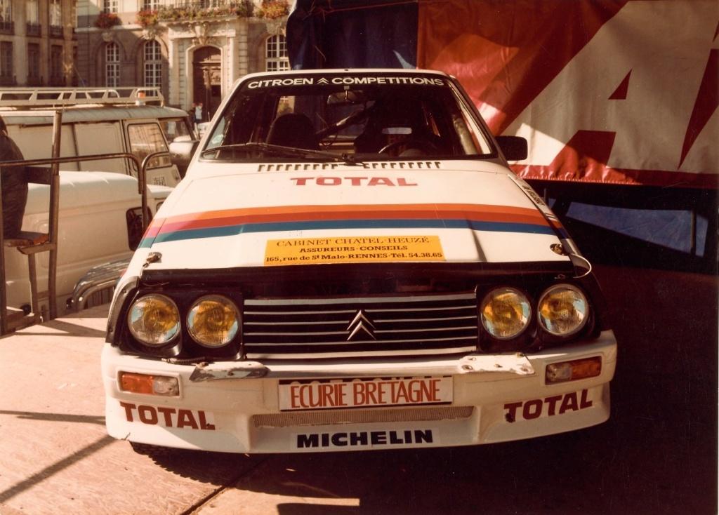 les YOUNGTIMERS (Citroën récentes: AX, BX , CX , XM....) - Page 4 0_0_669