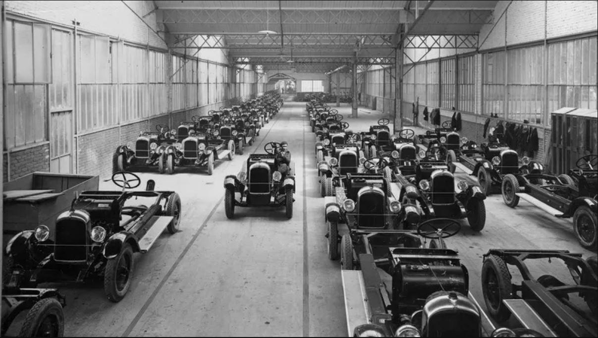 Les usines CITROËN 0_1_618