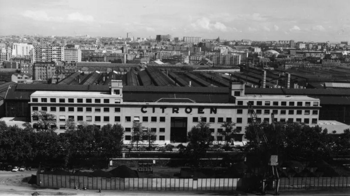 Les usines CITROËN 0_1_715