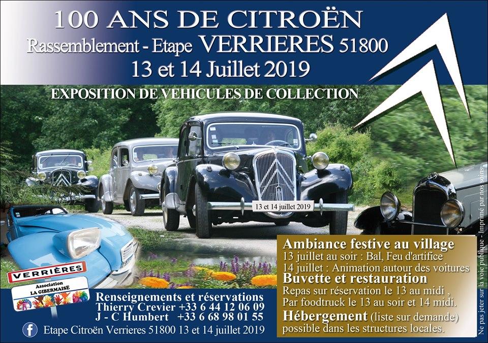 Le Centenaire de CITROËN....partout en France - Page 2 0_458