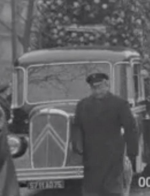 Citroën - RU23 Currus - 1949 corbillard à vendre aux enchères 0_4610
