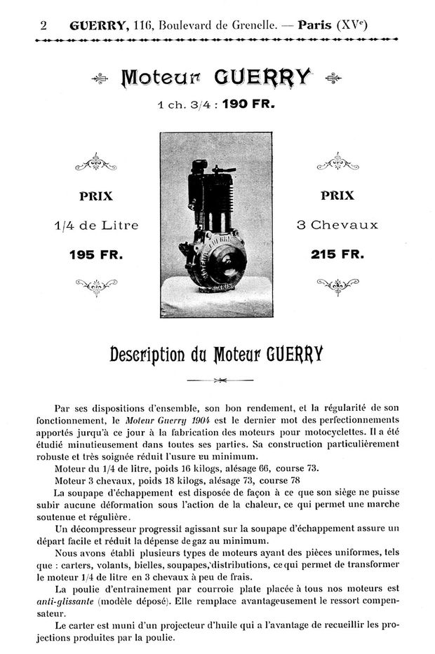moteur - Moteur Guerry 0_4_922